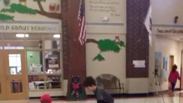 Play Video: Sea Turtles by Grade 3